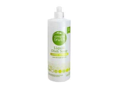 Simple Truth Liquid Dish Soap, Lemon Verbena, 16 oz