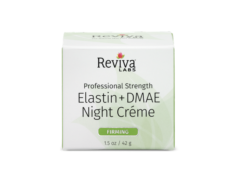 Reviva Labs Elastin and DMAE Night Cream