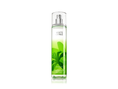Bath & Body Works Fine Fragrance Mist, White Citrus, 8 fl oz