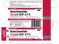 Amcinonide 0.1% Topical Cream (RX) 15 Grams, Taro Pharmaceuticals - Image 2