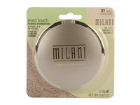 Milani Even Touch Powder Foundation, Shell, 12g - Image 3