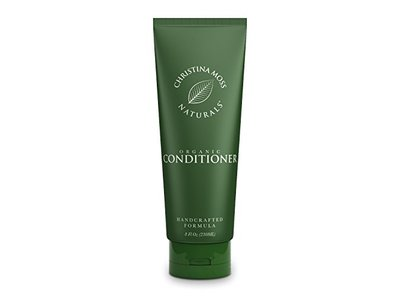 Christina Moss Naturals Conditioner, Organic and Natural for All Hair Types (Dry, Oily, Curly or Fine)