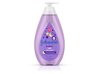 Johnson's Bedtime Baby Bath, Soothing Aromas, 27.1 fl oz