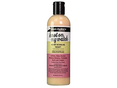 Aunt Jackies Knot On My Watch Detangling Therapy, 12 fl oz