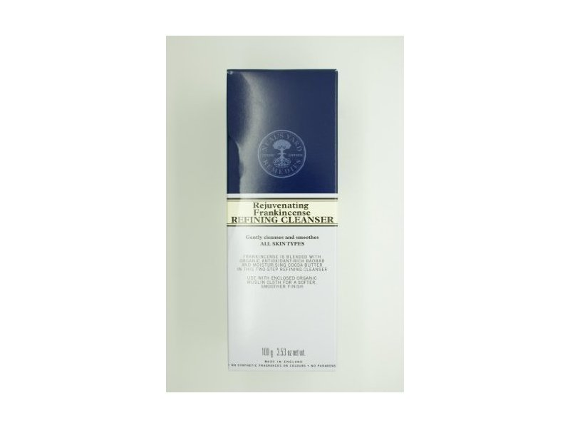 Neal's Yard Remedies Rejuvenating Frankincense Refining Cleanser, 100 g