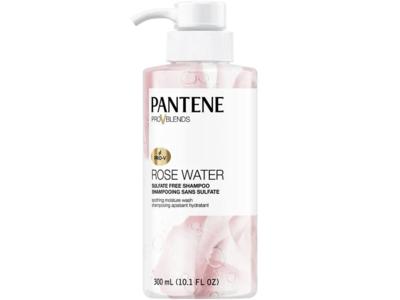 Pantene Pro-V Blends Shampoo, Rose Water, 10.1 fl oz