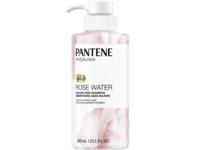 Pantene Pro-V Blends Shampoo, Rose Water, 10.1 fl oz - Image 2
