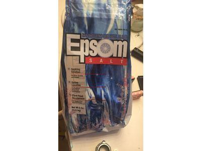 Epsom Magnesium Sulfate U.S.P. Salt, 8 lbs - Image 3