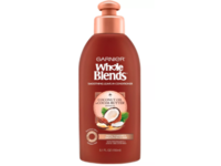 Garnier Whole Blends Smoothing Leave-In Conditioner, 5.1 fl oz/150 mL - Image 2