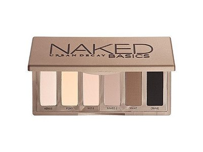 Urban Decay Naked Basics Palette, 6 x 0.05 US oz - Image 3