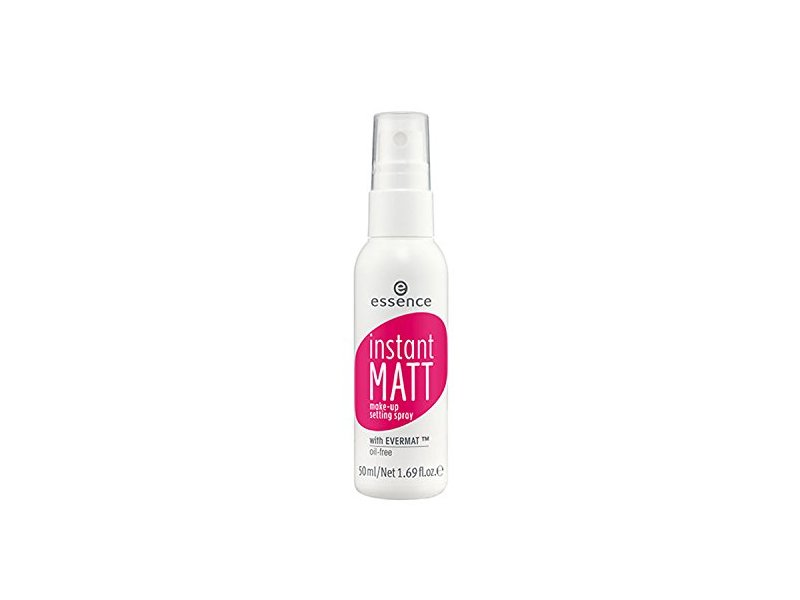 essence | Instant Matt Make-up Setting Spray | matte primer - transparent