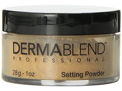 Dermablend Loose Setting Powder-Warm Saffron - Image 3
