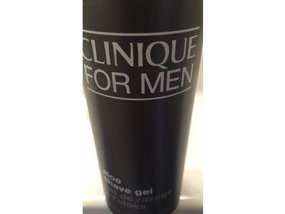 Clinique for Men Aloe Shave Gel 4.2oz / 125ml - Image 3