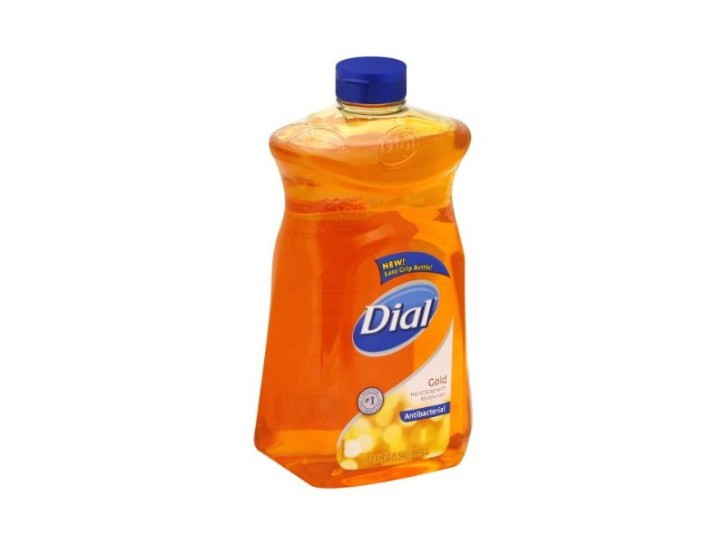 Dial Gold Antibacterial Hand Soap With Moisturizer 52 Oz
