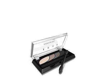 CoverGirl Eyeshadow Quads, Stunning Smokey 715, 0.06 Ounce
