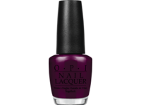 OPI Nail Lacquer, Black Cherry Chutney, 0.5 oz - Image 2