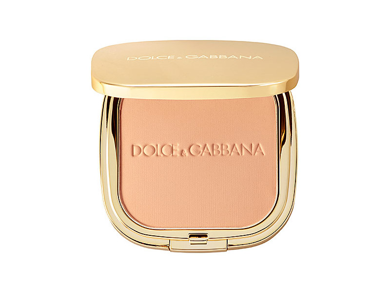 Dolce & Gabbana The Pressed Powder, Translucent Rose Beige, 0.52 oz