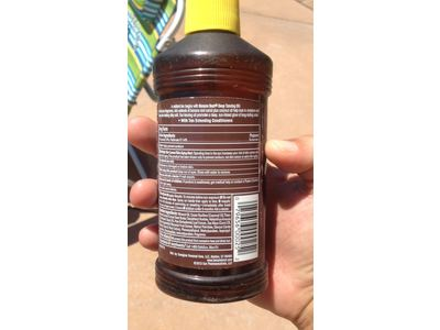 Banana Boat Dark Tanning Oil Spray SPF 4, 8 fl oz. - Image 8