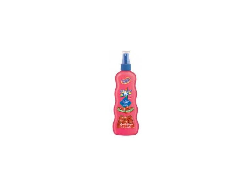 Johnson's No More Tangles Detangling Spray, Johnson & Johnson