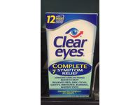 Clear Eyes Complete 7 Symptom Relief Eye Drops, 0.5 oz - Image 3