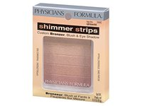 Physicians Formula Shimmer Strips, Vegas Strip/Light Bronzer, 0.3 Ounce - Image 9