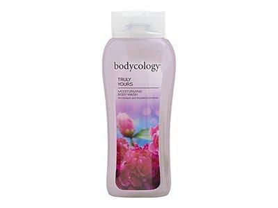 Bodycology Truly Yours Foaming Body Wash, 16 fl oz