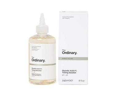 The Ordinary Glycolic Acid 7% Toning Solution, 240 ml
