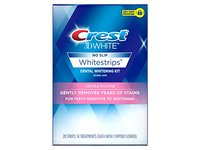 Crest 3D White Gentle Routine Dental Whitening Kit, 14 Treatments - Image 2