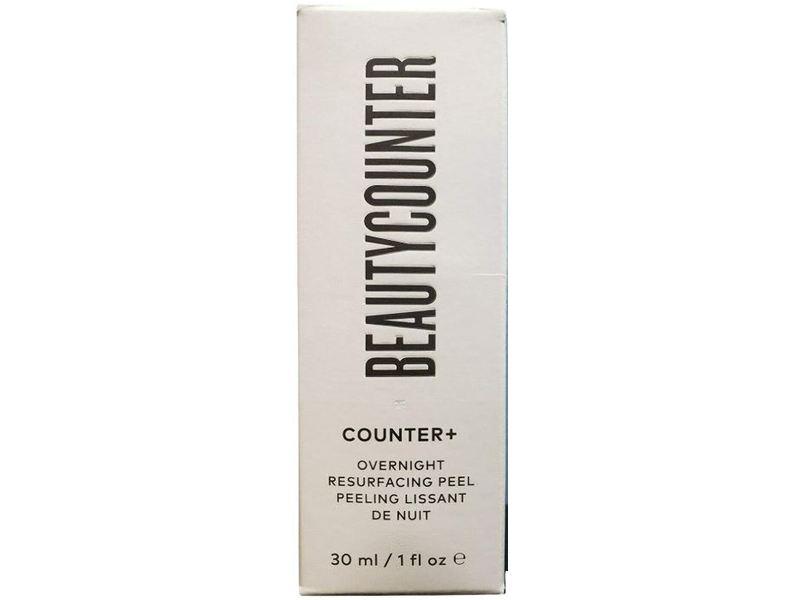 BeautyCounter Counter+ Overnight Resurfacing Peel, 1 fl oz