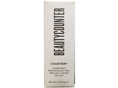 BeautyCounter Counter+ Overnight Resurfacing Peel, 1 fl oz