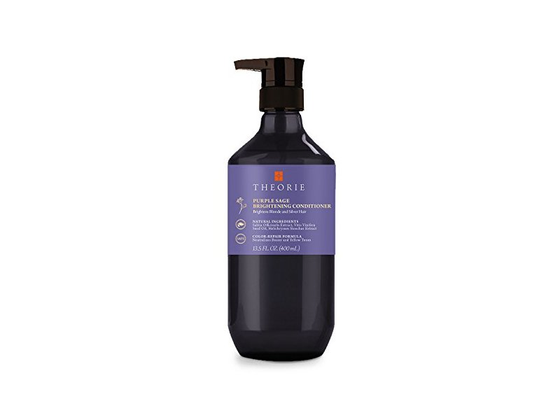 Theorie Brightening Conditioner, Purple Sage, 13.5 fl oz