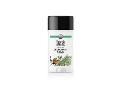 Nourish Organic Fresh + Dry Deodorant Stick, Forest, 2.2 Ounce