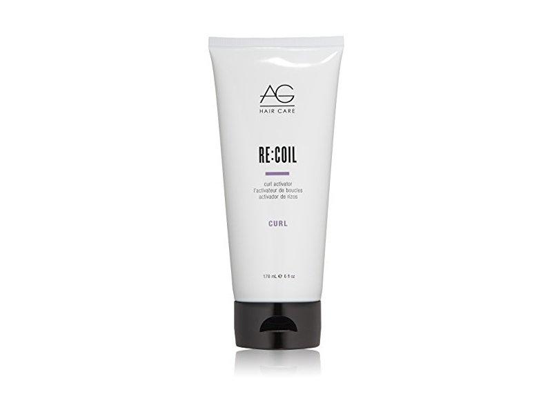 AG Hair Curl Re:Coil Curl Activator, 6 fl oz / 178 mL