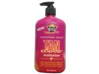 European Gold Tan Extender Moisturizer, 18 oz / 530 ml - Image 2