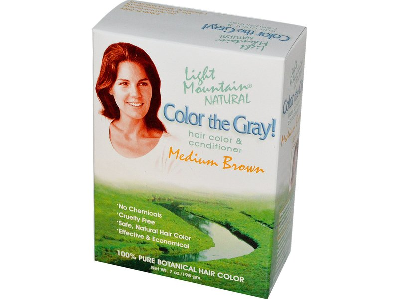 Light Mountain Natural Color The Gray, Lotus Brands Inc.