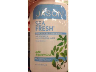 Jason Mouthwash, Sea Fresh, 11 oz - Image 4
