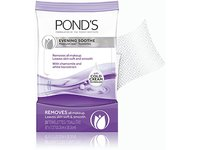 Pond's Evening Soothe Wet Cleansing Towelettes with Chamomile and White Tea, 30 Count - Image 4