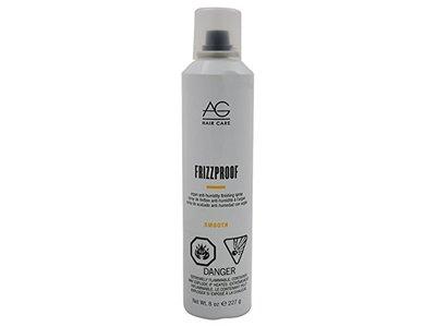 AG Hair Frizz Proof Argan Anti Humidity Hair Spray, 8 Ounce