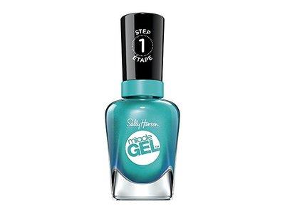 Sally Hansen Miracle Gel Nail Color, Combustealble, 0.5 fl oz