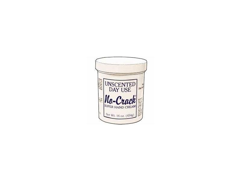 No-Crack Day Use Super Hand Cream, Unscented, 16 oz / 454 g