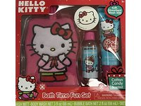 Hello Kitty Bath Time Fun Set, Cotton Candy Scented - Image 2