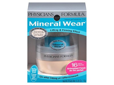 Physicians Formula Mineral Wear Talc-Free Mineral Airbrushing Loose Powder, Translucent Light, 0.35 oz. - Image 8