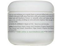 Mario Badescu Strawberry Face Scrub, 4 oz. - Image 3
