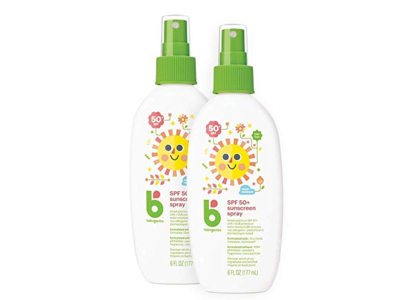 Babyganics Sunscreen Spray, SPF 50+, 6 fl oz