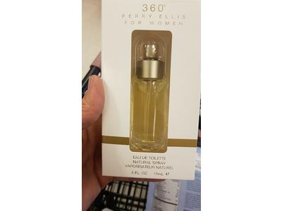 Perry Ellis 360 for Women Eau De Toilette Spray, 0.5 Ounce - Image 3