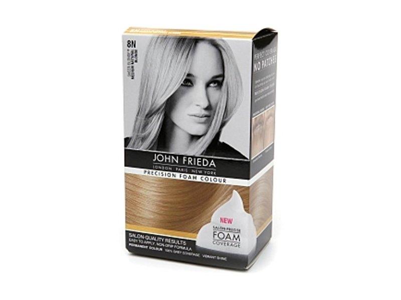 John Frieda Precision Foam Colour Sheer Blonde Medium Natural