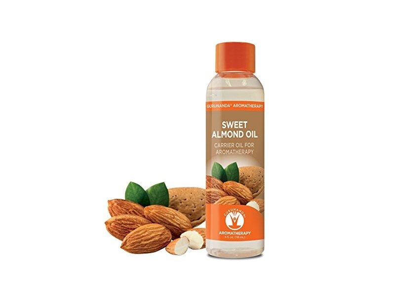 Sweet Almond Oil, 4 oz