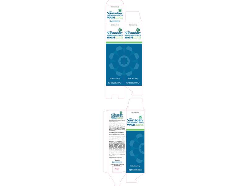 Sumadan Wash (Sodium Sulfacetamide 9% & Sulfur 4.5%), 16 oz (RX)