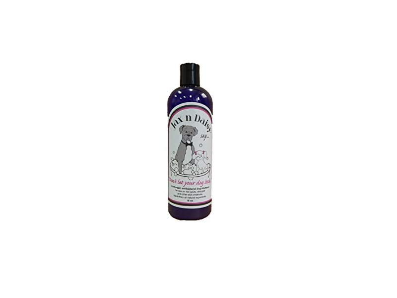 Jax N Daisy Antifungal Antibacterial Dog Shampoo, 16 oz