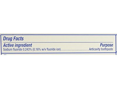 Crest Baking Soda and Peroxide Whitening with Tartar Protection Fresh Mint Toothpaste, 4.6 Ounce - Image 3